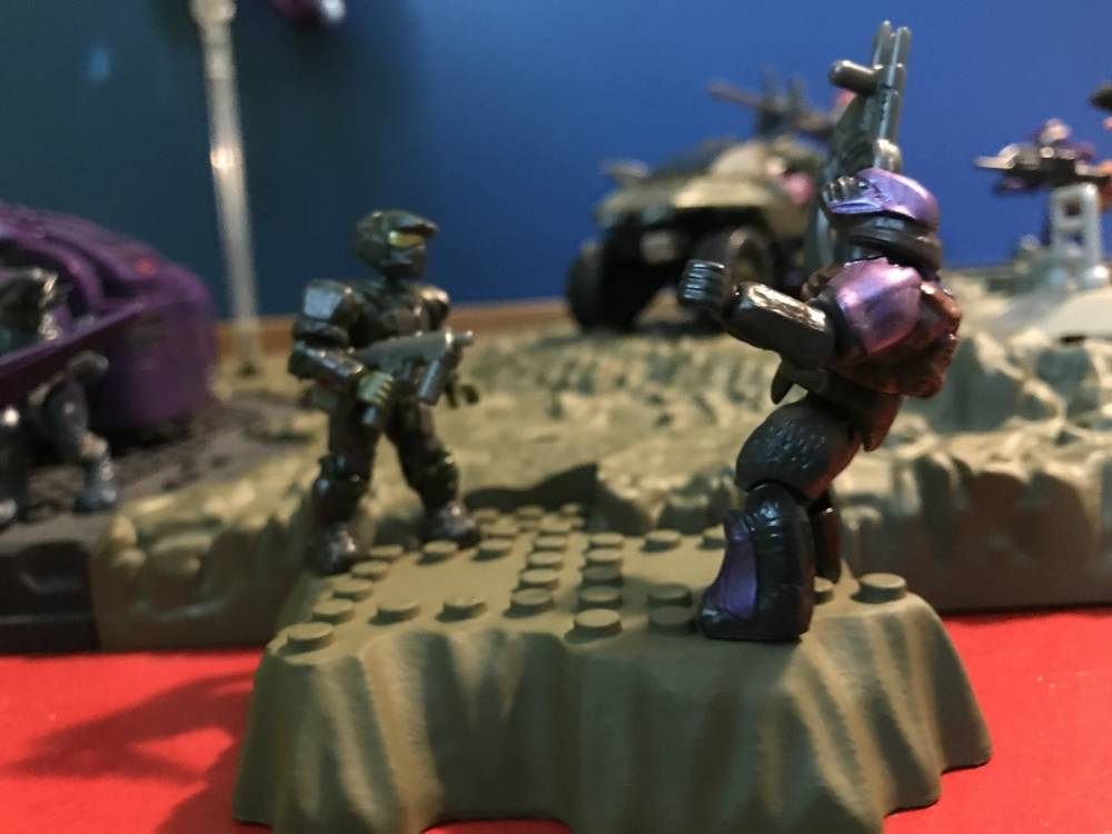 """Diorama 1-A """"Turned Tables"""" !!!!"""