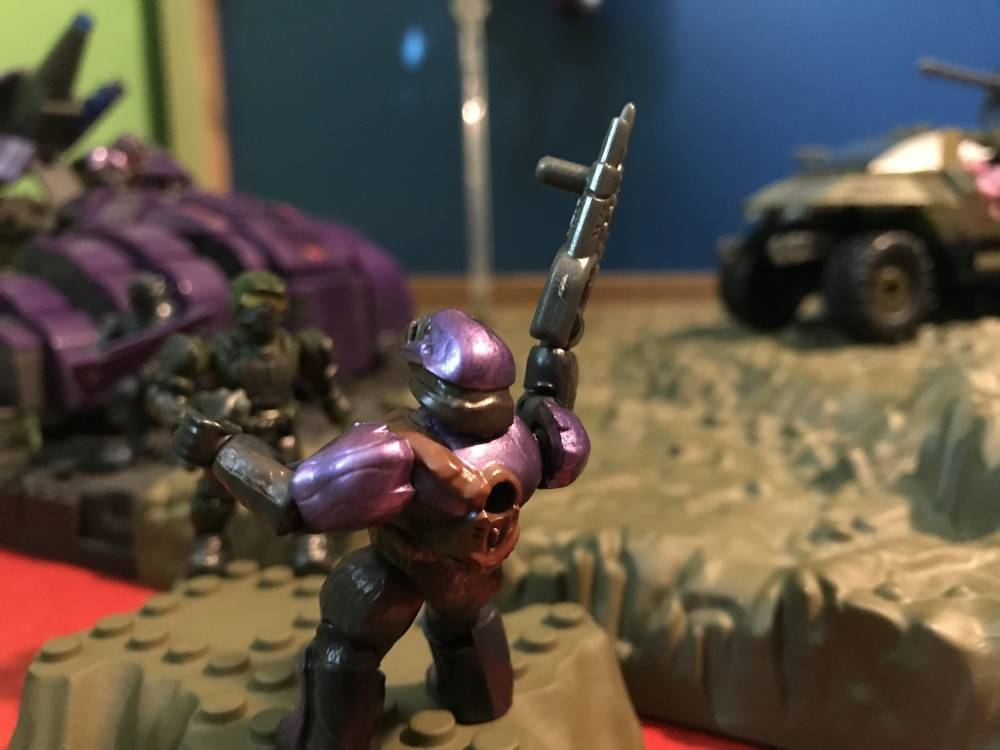 """Image of: Diorama 1-A """"Turned Tables"""" !!!!"""