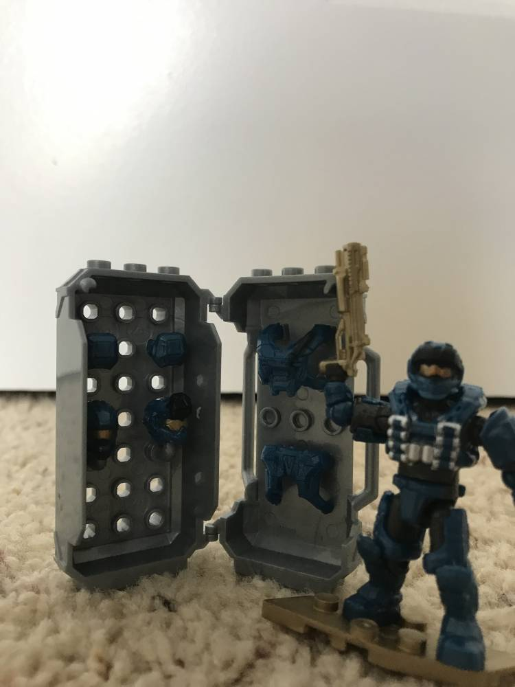Blue Armory Pack Review