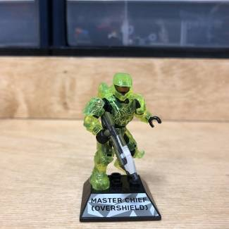 Image of: 2020 Preview: Halo Heroes Series 11 Overshield Master Chief