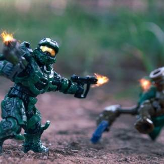 Image of: Custom Halo 4/5 Master Chief