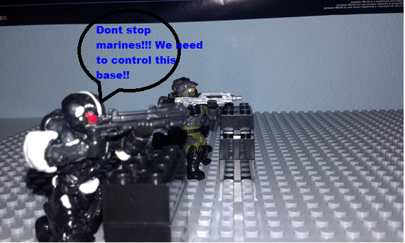 Image of: Halo Reach funny moments Mission : On the tip of the spear part 3