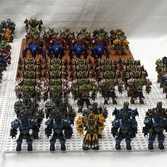 Image of: My World of Warcraft Army
