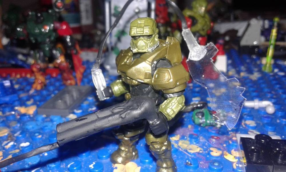 Image of: Heavy the weapons guy