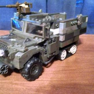 Image of: M3 Halftrack