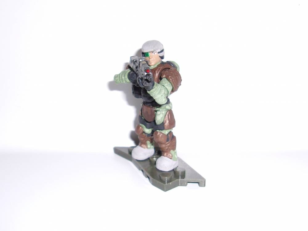 Image of: Custom Halo Reach Marine