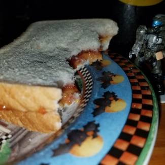 Image of: ODST lunch