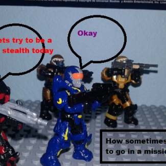Image of: Halo Reach funny moments Mission : The Package part 1