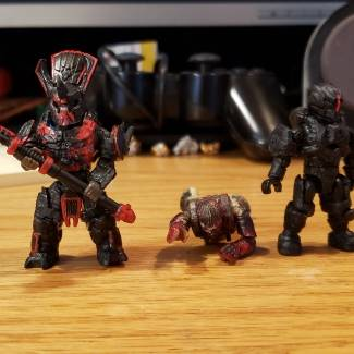 Image of: NEW CUSTOMS INCLUDING BRUTE STALKER CHIEFTAIN