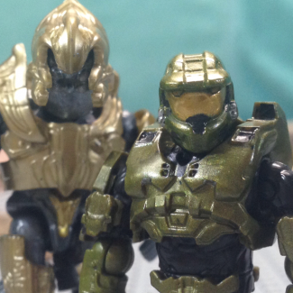 Image of: JoeFilms Customs: Arby N' Chief