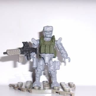 Image of: Titanfall 2 Spectre WIP 2
