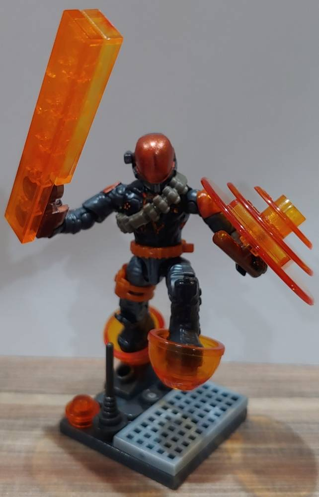 Image of: Orange Trooper
