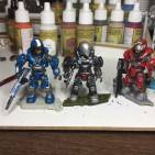 Image of: Oni Spartan joins the team.