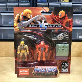 Image of: 2020 Preview: He-Man vs Beast Man