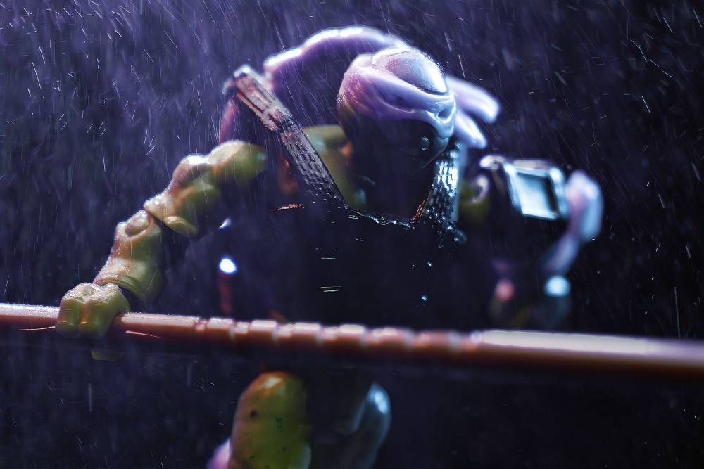 Image of: TMNT (Donatello)