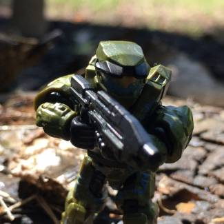 Image of: Combat Evolved
