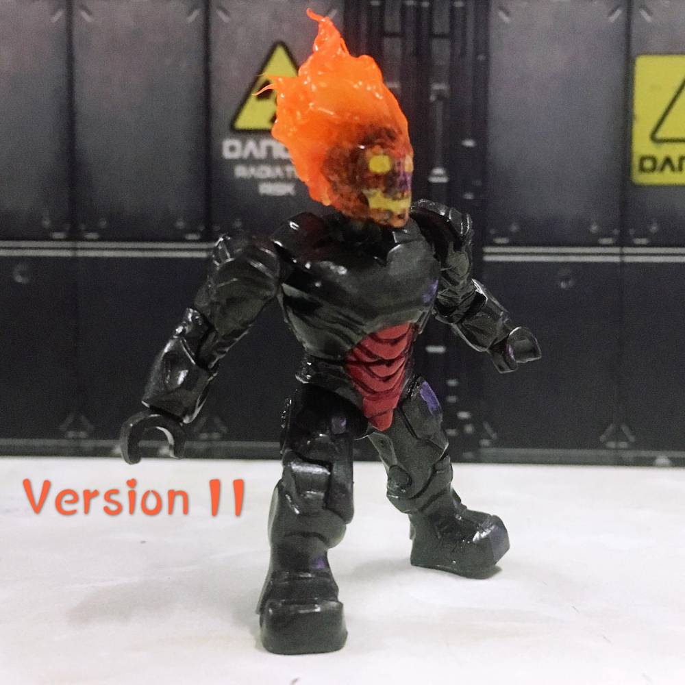 Image of: Dormammu in two versions
