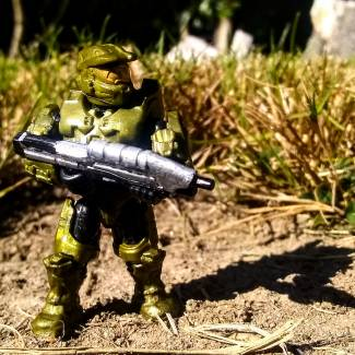 Image of: The Master Chief