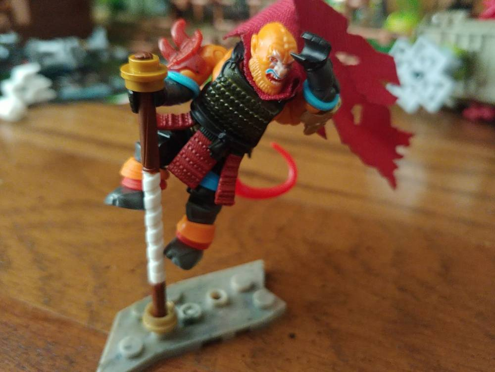 Image of: Custom Sun Wukong