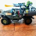 Flame Warthog from Halo Wars 2