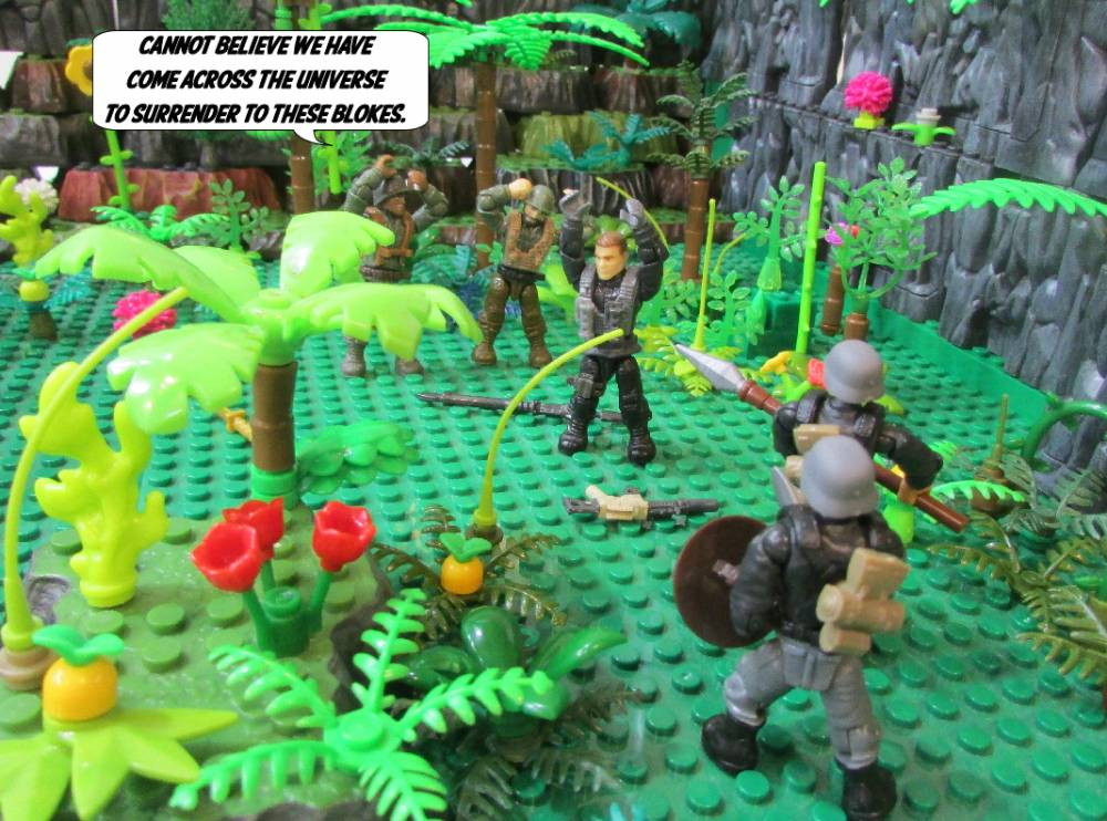 Image of: War of the Gods part Forty Six