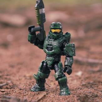 Image of: #FavoriteFigures Master Chief
