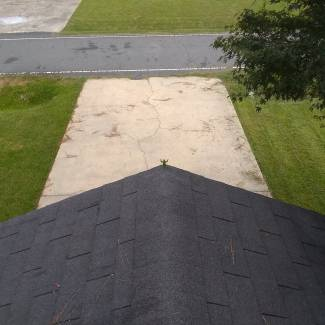 Image of: On the roof!