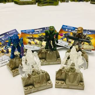 Image of: HaloFest Blind Bags (2011)