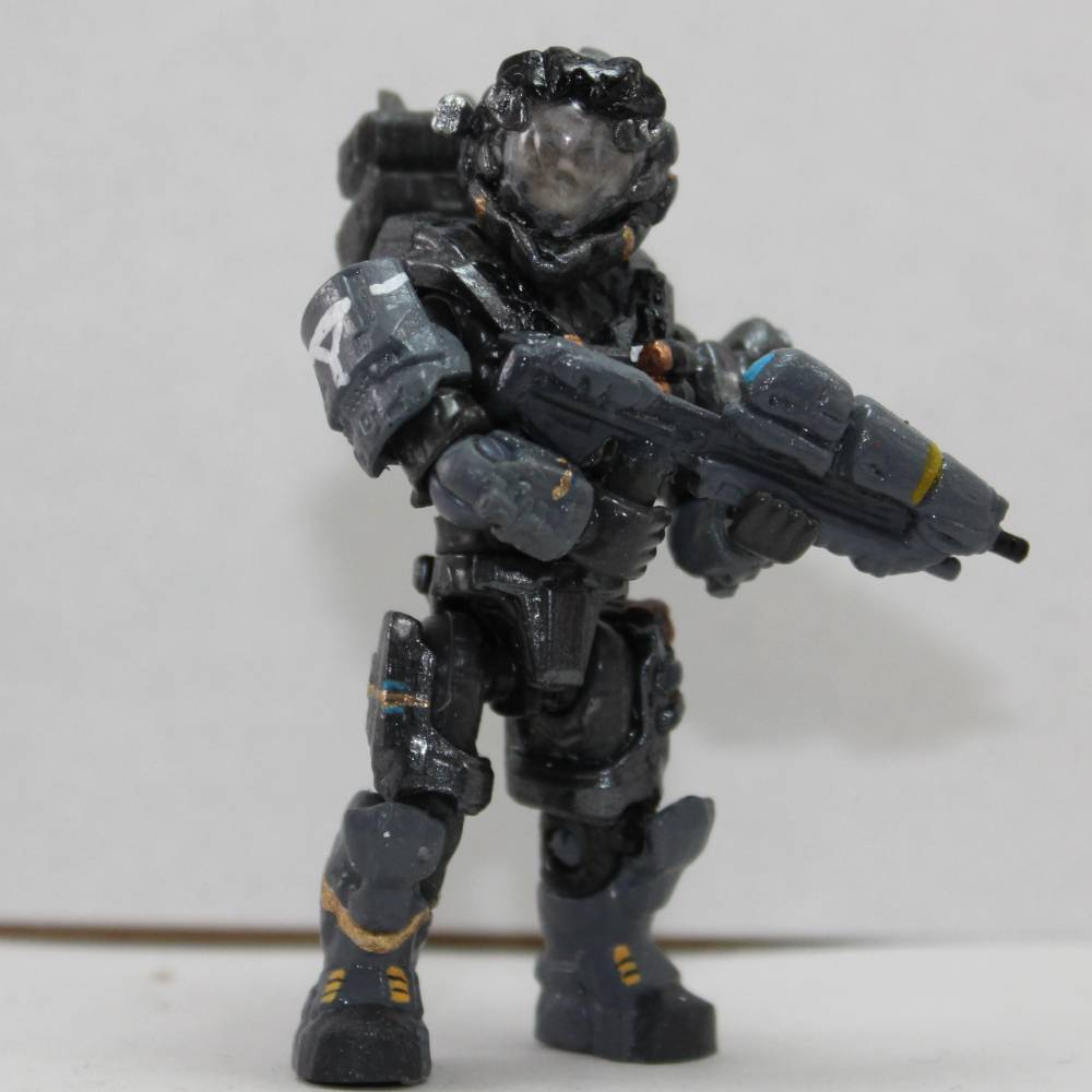 Haunted spartan and AR of reach
