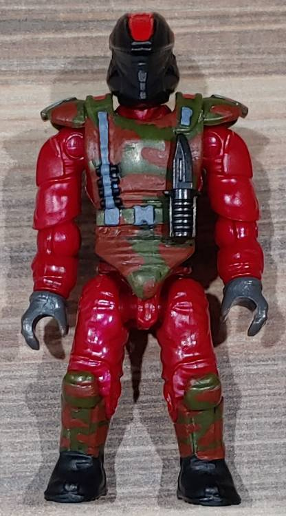 Red Trooper mobile weapons platform