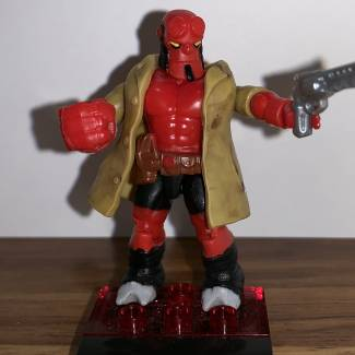 Image of: Hellboy, Liz Sherman and Ben Daimio Mods