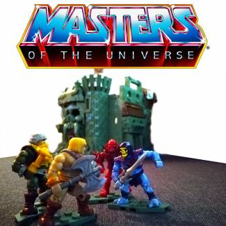 Image of: He-Man and the Power Sword