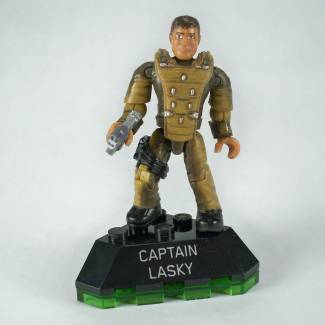 Image of: Captain Lasky