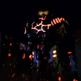 Image of: Molten Gregor: The New Face of SpartanGregor113