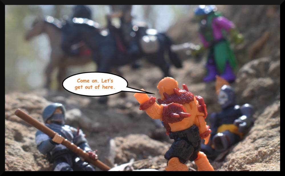 Image of: Wasteland - Lonesome Road - Part 6