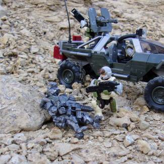 """Image of: Joint Task Force Sierra On Patrol Part Three: """"Odd Discovery"""""""