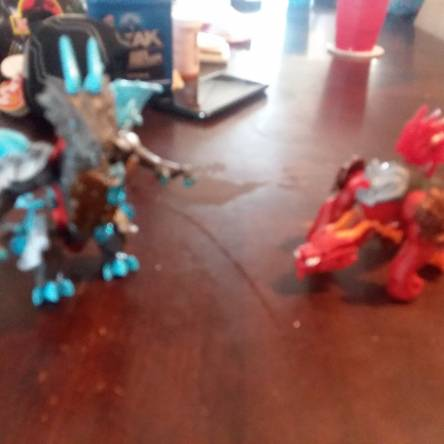 Series 3...2 in 1 fusion breakout beast