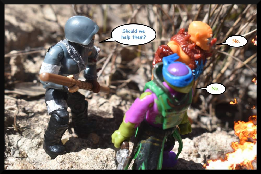 Image of: Wasteland - Lonesome Road - Part 10