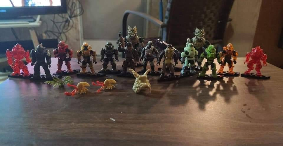 Image of: My full collection