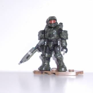 Image of: Halo 4/5 Game Accurate Master Chief