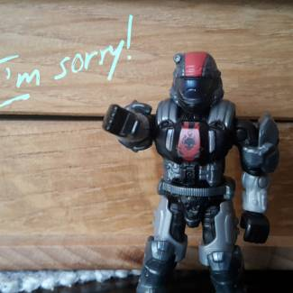 Image of: Im so sorry!