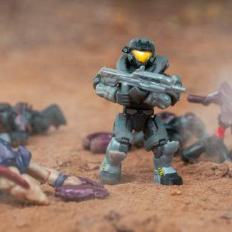 Image of: #FavoriteFigures Jkt_Customs Air Assault Spartan