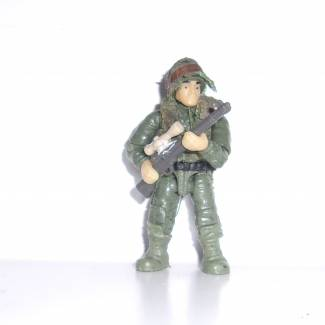 Image of: U.S. 101st Airborne Sniper WIP 1 (Easy Company)
