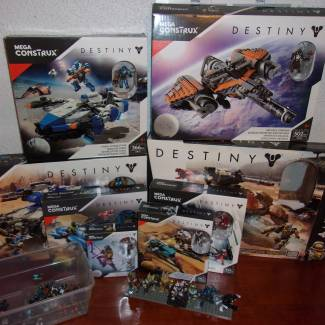 Image of: Destiny Collection Rebuild Project Part 1