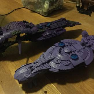 Image of: Covenant CCS and CSO Cruisers