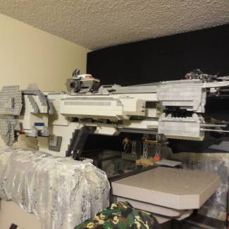 Image of: UNSC Frigate