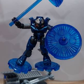 Image of: Blue Trooper