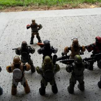 Image of: Covenant takedown part 1