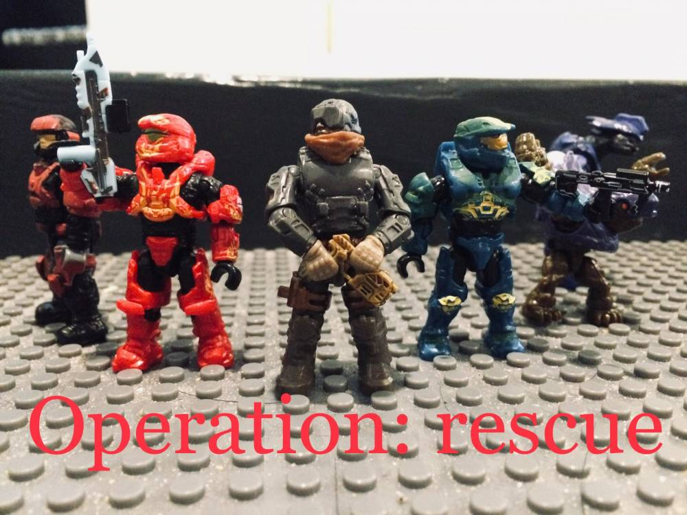 Image of: Operation: Rescue