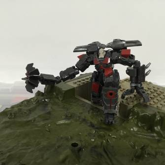 mech-fight
